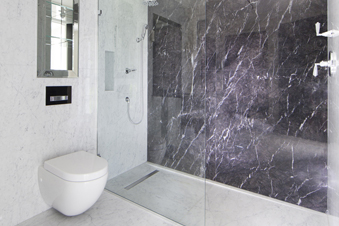 Unique Wetroom