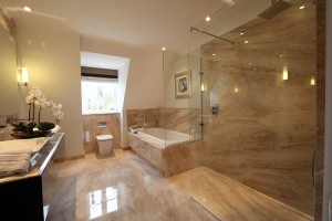 lifetime homes standard wet room