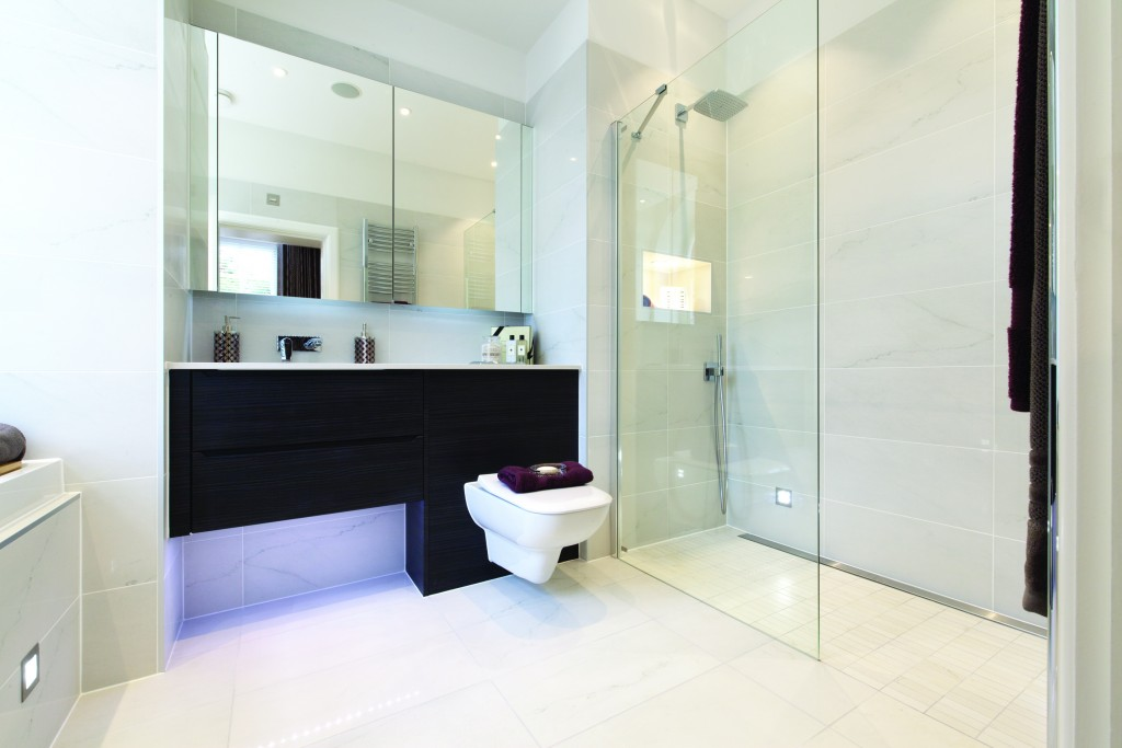 Wet Room Bathroom Ideas