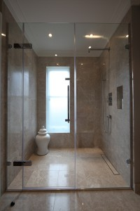 luxury wet room design