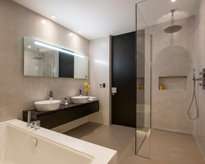 modern wet room designs