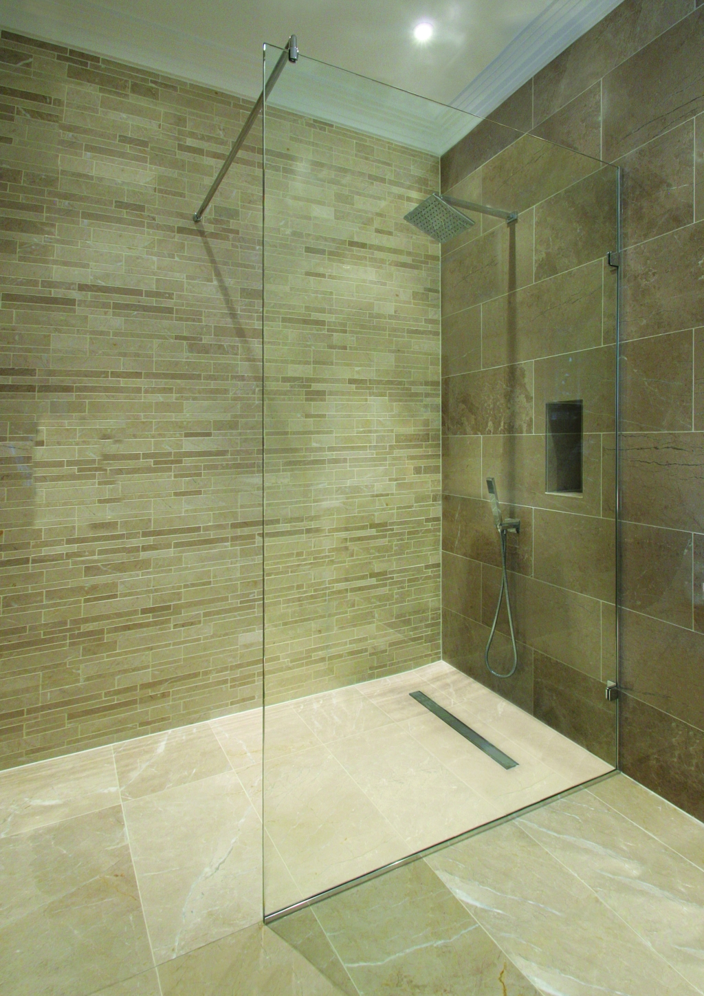 Modern Wet Room Shower Part 6