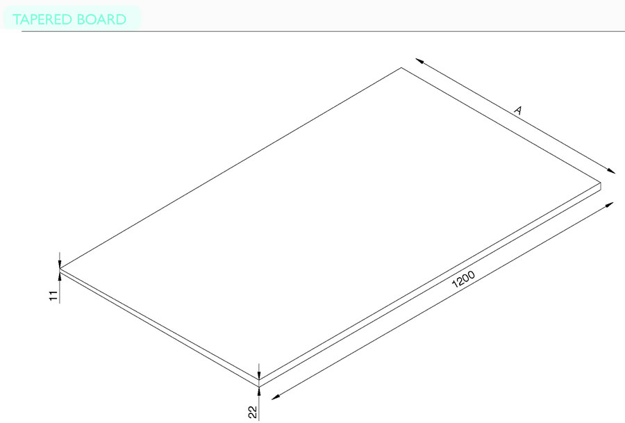 Line Art Floors : Modular wet floor drawings ccl wetrooms uk