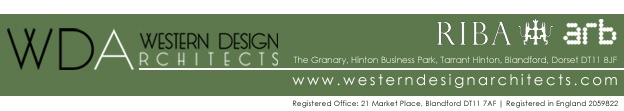 Western Design Architects Logo