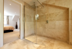 Wet room design popular among interior designers