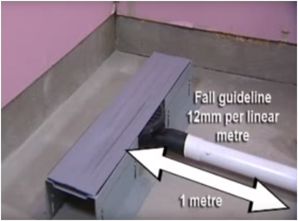 How To Install A Wet Room On Concrete Wooden Floors Ccl Wetrooms