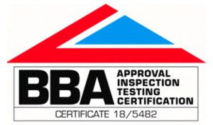 BBA Approval for CCL Wetrooms Linear Screed Drain