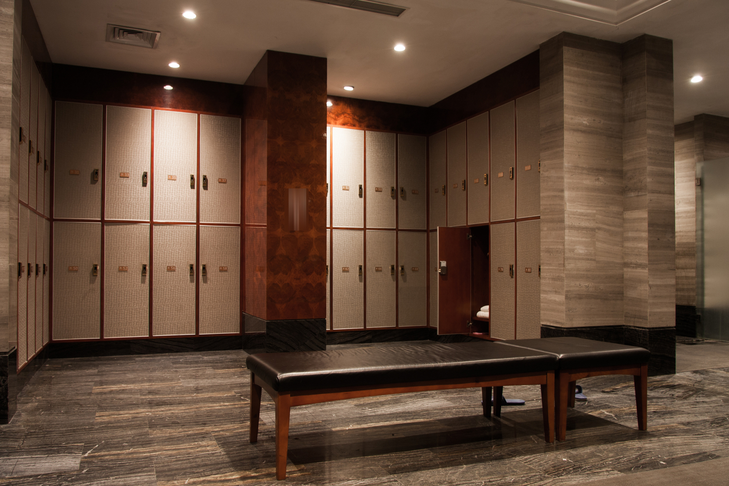 Making The Most Of Your Changing Room Design Ccl Wetrooms