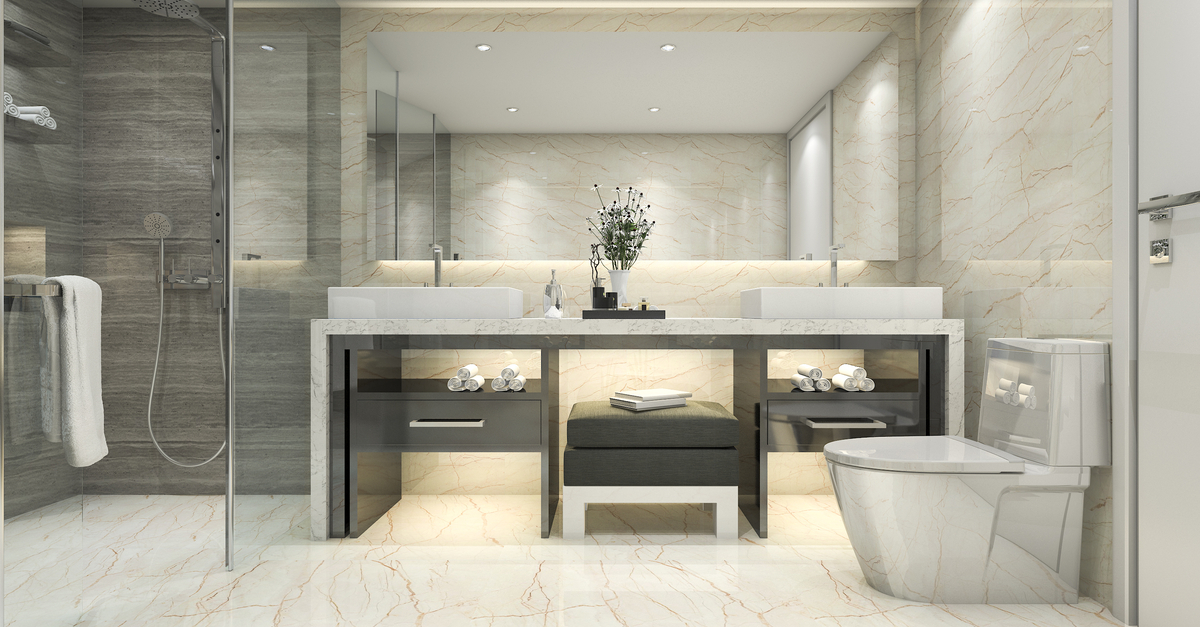hotel wetrooms