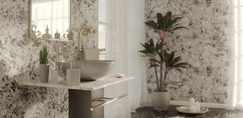 wet room and bathroom trend