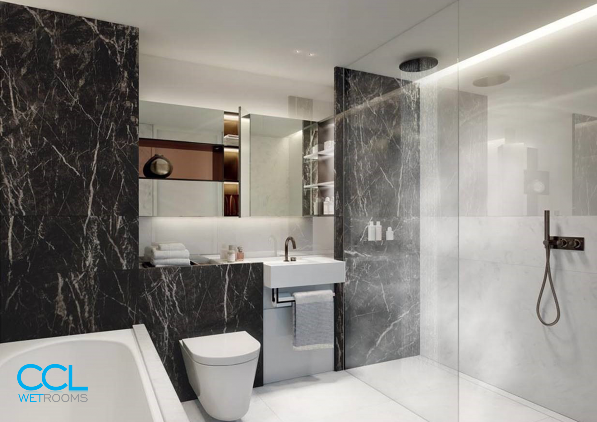 Luxury En Suite Wetrooms